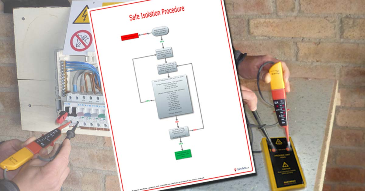 isolation meter diagram