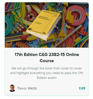 17th edition online course