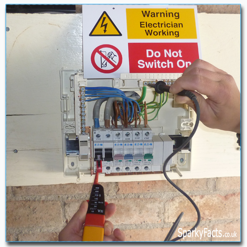 Safe Isolation Step 3 3 safe isolation sparkyfacts co uk 3 phase isolator switch wiring diagram at nearapp.co